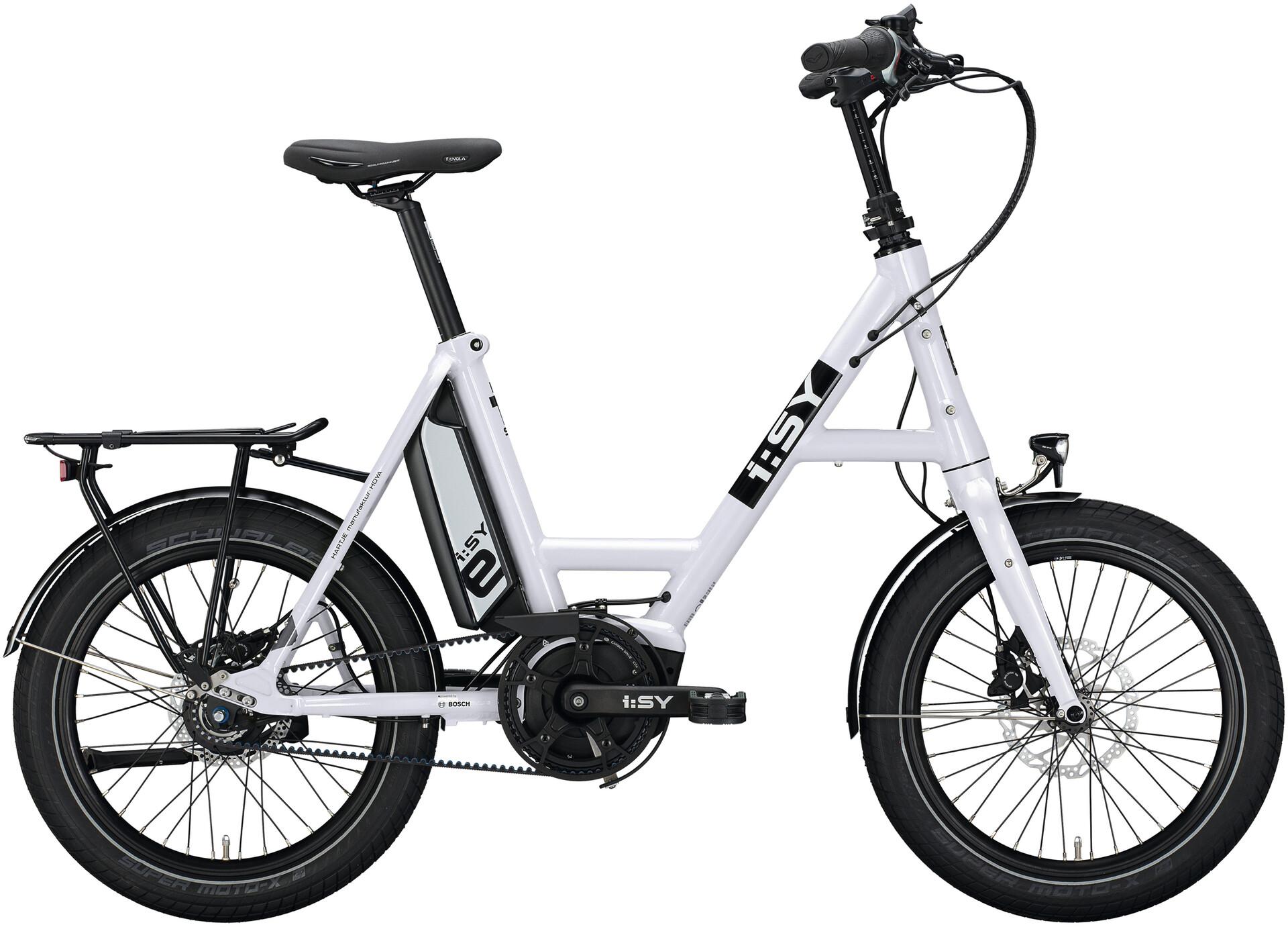 i:SY DrivE S8 20 chrystal white | Gode tilbud hos bikester.no